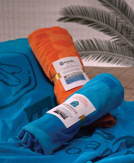 Beach Towel - Summer Promotions and Employee Gifts